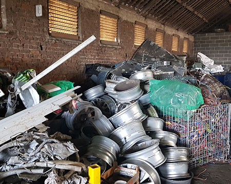 Achat et recyclage de métaux - Ferrailleur près de Cambrai et Caudry